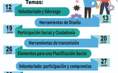 """Escuela de Voluntarios """"Formación para la Acción Social'"""