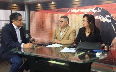 Entrevista en Onda Digital Televisión